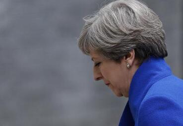 英国首相特蕾莎·梅或于1月8日宣布改组内阁