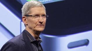 苹果CEO库克:iPhone美国制造的