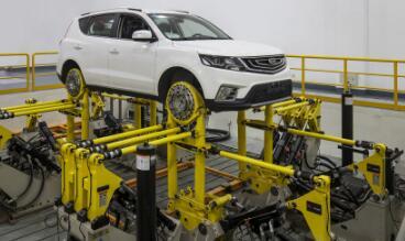 中国品牌吉利成为突尼斯组装生产的首辆乘用车
