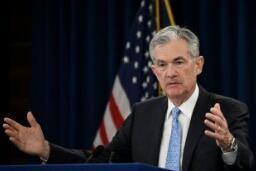 美联储宣布降息25个基点 美股全线收跌