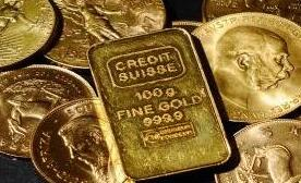 黄金股全线下挫 恒邦股份大跌近6%