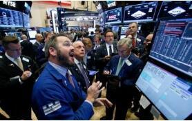 美股走势震荡收盘全线下挫!迅雷暴跌逾16%