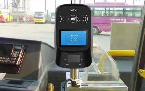 芯讯通和天波联手打造智慧公交支付终端 助推便利出行